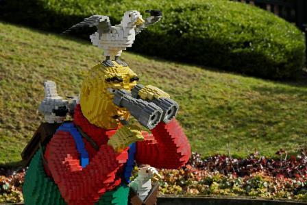 The Legolandr Windsor Resort Opens Legor Wildlife Garden